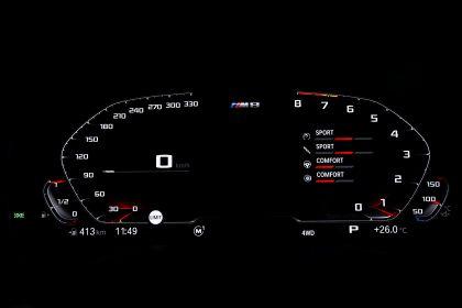 2019 BMW M8 ( F91 ) Competition coupé 261