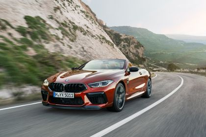 2019 BMW M8 ( F92 ) Competition convertible 2