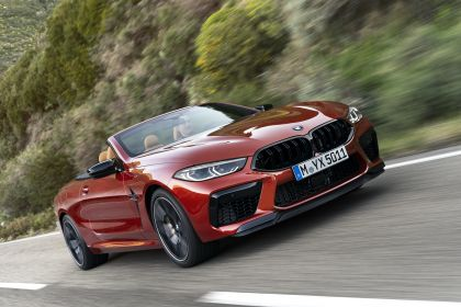 2019 BMW M8 ( F92 ) Competition convertible 3