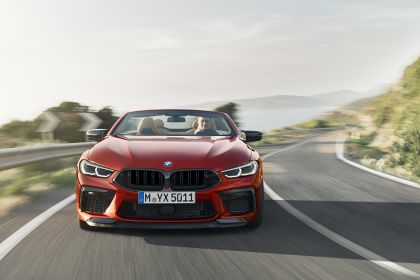 2019 BMW M8 ( F92 ) Competition convertible 5
