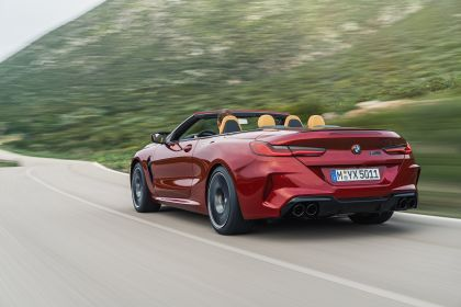 2019 BMW M8 ( F92 ) Competition convertible 8
