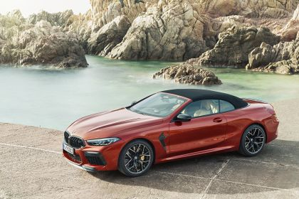 2019 BMW M8 ( F92 ) Competition convertible 9