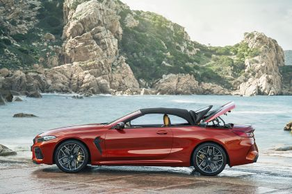 2019 BMW M8 ( F92 ) Competition convertible 12