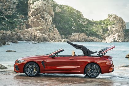 2019 BMW M8 ( F92 ) Competition convertible 13