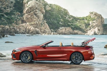 2019 BMW M8 ( F92 ) Competition convertible 14