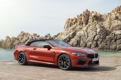 2019 BMW M8 ( F92 ) Competition convertible 16