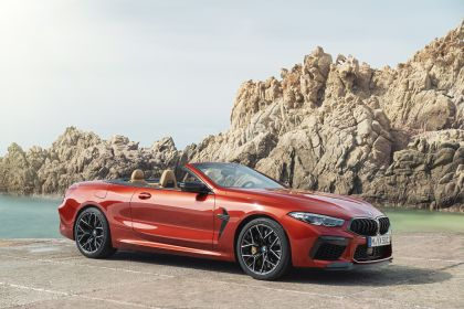 2019 BMW M8 ( F92 ) Competition convertible 17