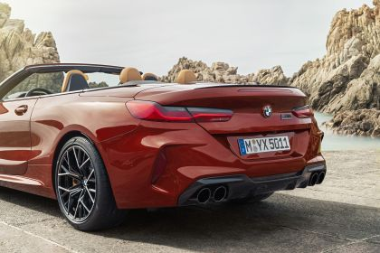 2019 BMW M8 ( F92 ) Competition convertible 23