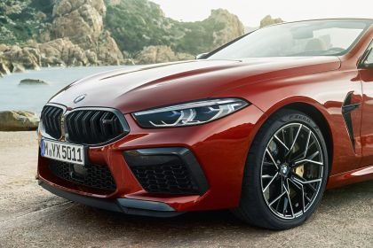 2019 BMW M8 ( F92 ) Competition convertible 28