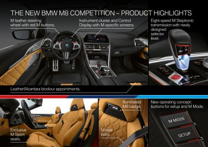 2019 BMW M8 ( F92 ) Competition convertible 50