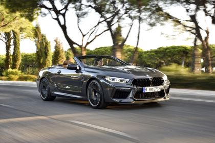 2019 BMW M8 ( F92 ) Competition convertible 68
