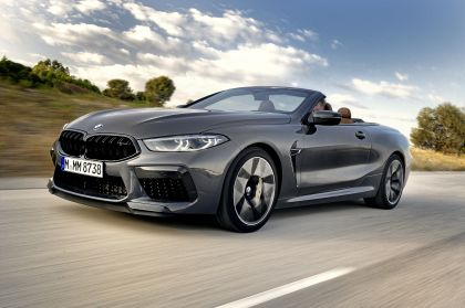 2019 BMW M8 ( F92 ) Competition convertible 76
