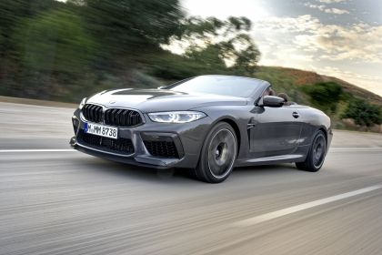 2019 BMW M8 ( F92 ) Competition convertible 77