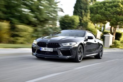 2019 BMW M8 ( F92 ) Competition convertible 82