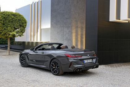 2019 BMW M8 ( F92 ) Competition convertible 95