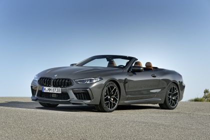 2019 BMW M8 ( F92 ) Competition convertible 99
