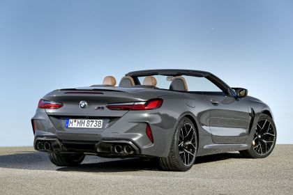 2019 BMW M8 ( F92 ) Competition convertible 100