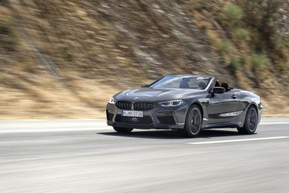 2019 BMW M8 ( F92 ) Competition convertible 107