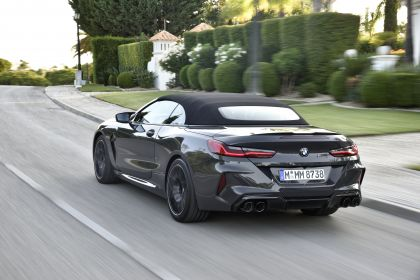 2019 BMW M8 ( F92 ) Competition convertible 111