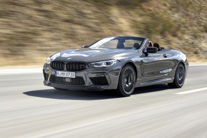 2019 BMW M8 ( F92 ) Competition convertible 113
