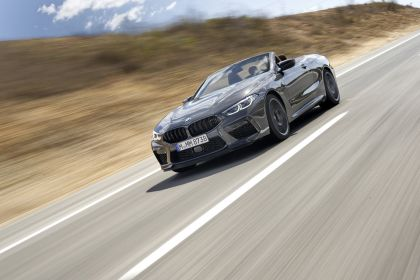2019 BMW M8 ( F92 ) Competition convertible 114