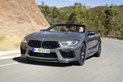 2019 BMW M8 ( F92 ) Competition convertible 122
