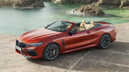 2019 BMW M8 ( F92 ) Competition convertible 6