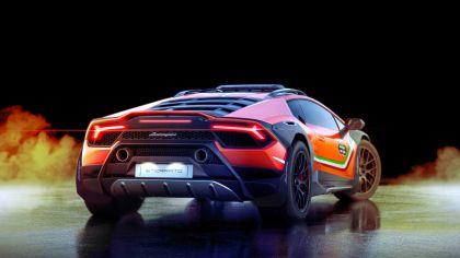 2019 Lamborghini Huracán Sterrato concept 2