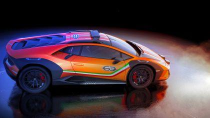 2019 Lamborghini Huracán Sterrato concept 3