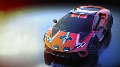 2019 Lamborghini Huracán Sterrato concept 4