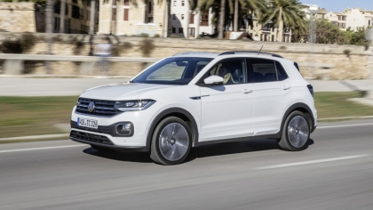 2019 Volkswagen T-Cross 8