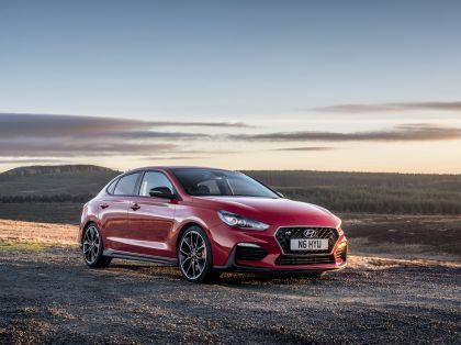 2019 Hyundai i30 Fastback N - UK version 2