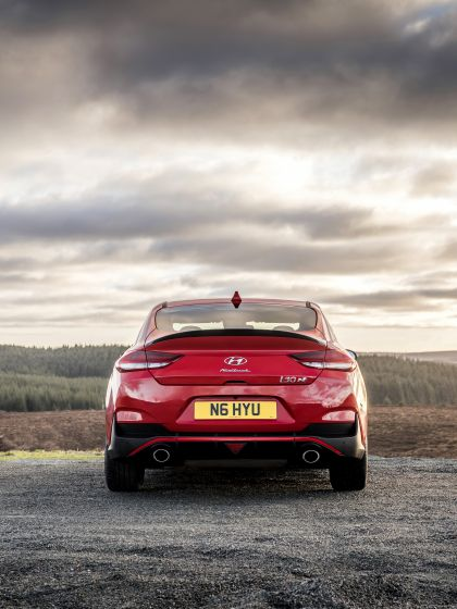 2019 Hyundai i30 Fastback N - UK version 8