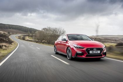 2019 Hyundai i30 Fastback N - UK version 9