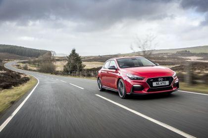 2019 Hyundai i30 Fastback N - UK version 11