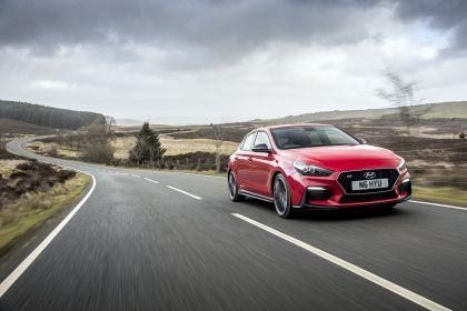 2019 Hyundai i30 Fastback N - UK version 12