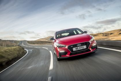 2019 Hyundai i30 Fastback N - UK version 13