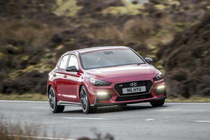 2019 Hyundai i30 Fastback N - UK version 37