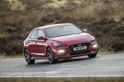 2019 Hyundai i30 Fastback N - UK version 38
