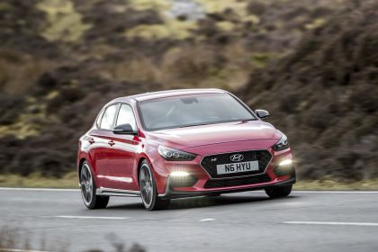 2019 Hyundai i30 Fastback N - UK version 39
