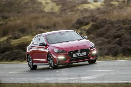 2019 Hyundai i30 Fastback N - UK version 41