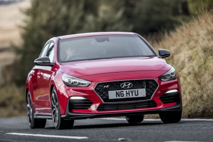 2019 Hyundai i30 Fastback N - UK version 54