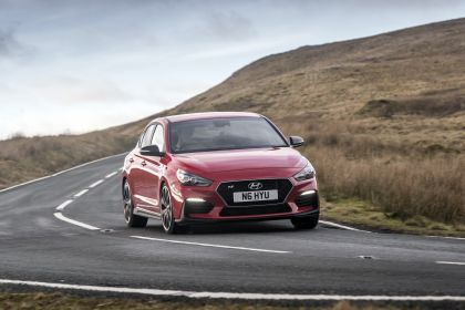 2019 Hyundai i30 Fastback N - UK version 59