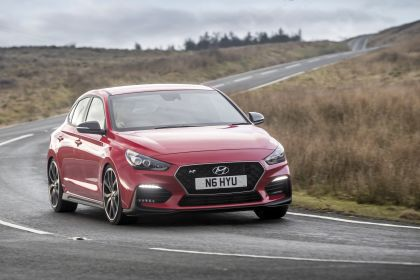 2019 Hyundai i30 Fastback N - UK version 62