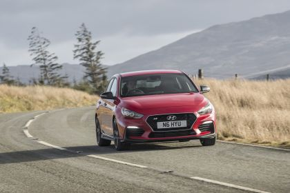 2019 Hyundai i30 Fastback N - UK version 71