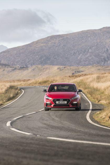 2019 Hyundai i30 Fastback N - UK version 74