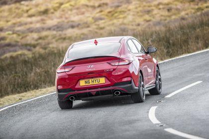 2019 Hyundai i30 Fastback N - UK version 87