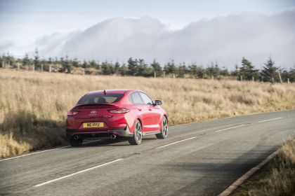 2019 Hyundai i30 Fastback N - UK version 90
