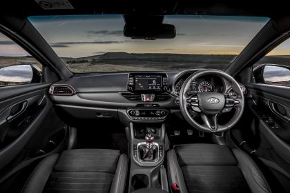 2019 Hyundai i30 Fastback N - UK version 121