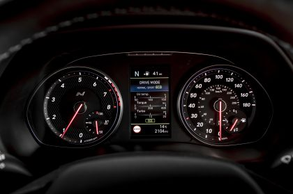 2019 Hyundai i30 Fastback N - UK version 135